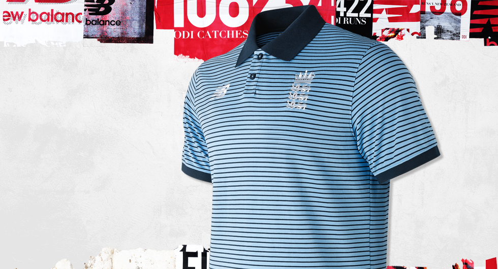 fcb6964be20 England World Cup Blue Travel Polo. £40. Shop now. New